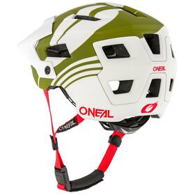 O'Neal Defender 2.0 Kask rowerowy, nova gray/olive